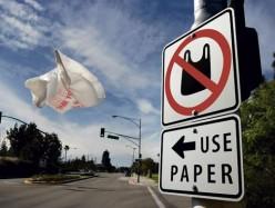 行業團體為一次性塑料袋復活征求簽名