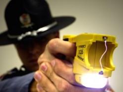 Taser槍電擊會造成短期認知障礙