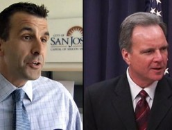 San Jose市長競選辯論:Dave Cortese 對決Sam Liccardo