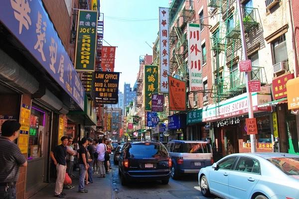 華埠個人安全講座