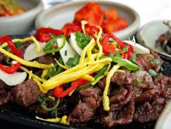 正宗韓國晚餐現正特惠中 還不快來大快朵頤