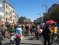 舊金山週日街道節 萬人上街蹓躂