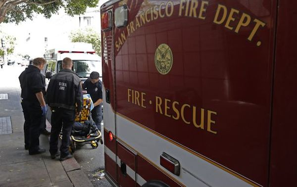 舊金山參事認為消防局置公共安全於險境