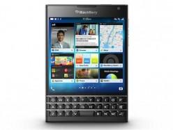 BlackBerry售出20萬部Passport