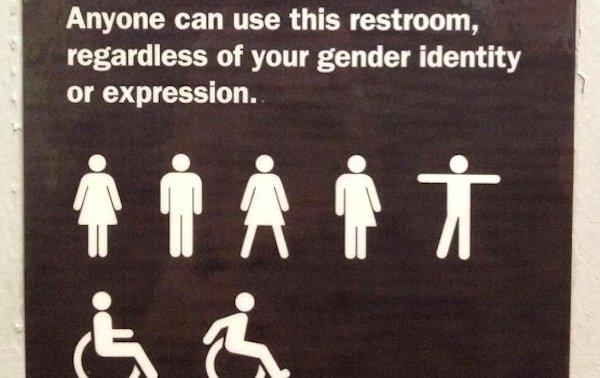加州大學將在校園建立更多性別中性洗手間