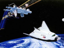 NASA與Boeing及SpaceX合作建造「太空計程車」給宇航員