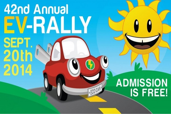 第42屆硅谷電動車競賽&全國環保電動車週