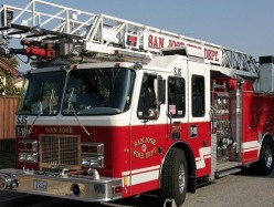 十人佛教大家庭車庫起火 無人受傷