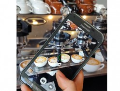 AT&T咖啡拉花顛峰對決  為城市爭光,誰才是巧手拉花王?