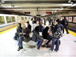 捷運Embarcadero站跳軌虛驚