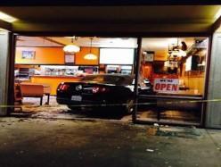 56歲女子停車失誤 衝進Dublin一家餐廳