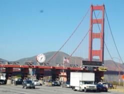金門大橋董事會批准了:上橋走路和騎車要交錢