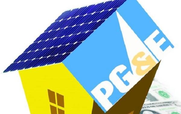 PG&E補助多戶住屋屋頂型太陽能發電計劃