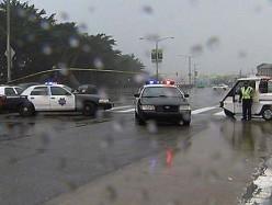 舊金山行人車禍 一死數傷
