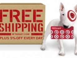 Target現在提供免費送貨服務