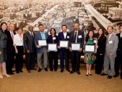 USPAACC公布前五名亞裔企業經營獎名單