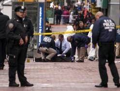全美警察每年射殺近千人