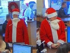 冒牌聖誕老人搶銀行