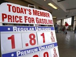 灣區終於出現低於2元的汽油了