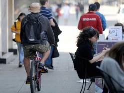 San Jose強化市區交通安全  部分人行道禁行自行車