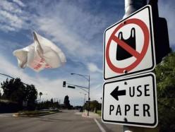 州暫停禁用塑膠袋法 轉交選民決定