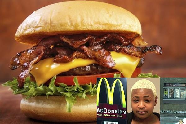 漢堡沒培根竟然開槍 脾氣火爆女子被定罪