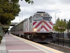 加鐵開始在Palo Alto鐵軌周邊清除植被