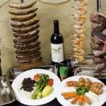 品嚐巴西風味烤肉 – Pampas