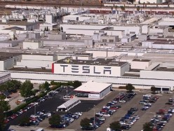 Fremont市議會准Tesla 擴廠 年產五十萬輛不是夢