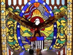 Benicia邦聯旗玻璃窗將視為史蹟保留