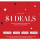 $4起!H&M獨立日促銷大熱賣