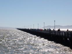 Berkeley海釣碼頭腐蝕封閉 重開遙遙無期