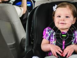 預防孩童遺忘車內新安全座椅問世