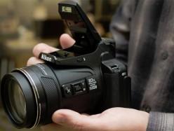 能拍月亮隕石坑細節的超變焦相機Nikon P900