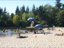 Oakland的Lake Temescal連續第二個夏季關閉