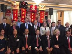 聖荷西潮州會六屆董事會及十三屆理事會就職典禮