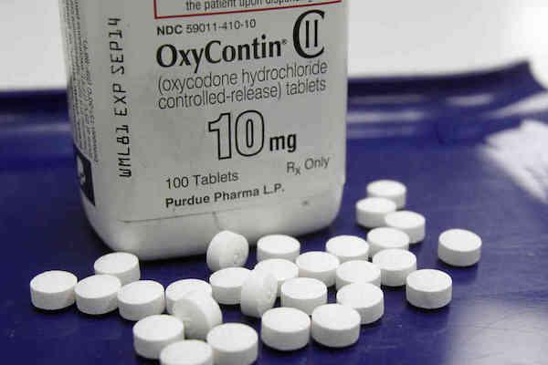 Purdue Pharma停止向醫生推廣OxyContin