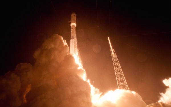 Sunnyvale製造衛星週三在佛州騰空