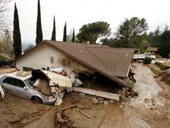 南加州泥石流遇難者增加到20人