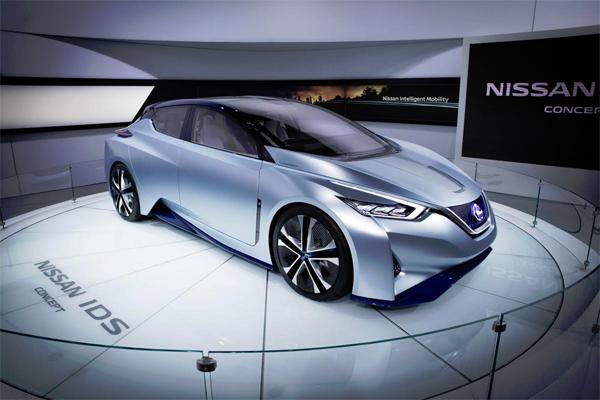 日產全新概念車輛體現未來駕駛經驗