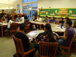 教師和州領導人發聲支持55號和58號提案