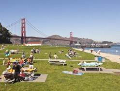 最寒冷的冬天是SF的夏季:八月只有一天破七十度