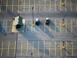 實體賣場停車問題成趕走客戶另一殺手