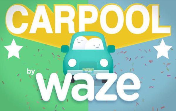 Google擴大Waze拼車專案 或與Uber攤牌
