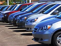 加州新法規定新車要掛臨時牌