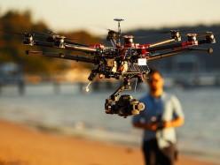 FAA放寬無人機使用規定 無人機前景遠大
