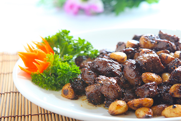 非吃不可的津、川菜:津蒜子