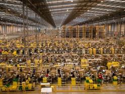 Amazon為Vacaville分揀中心招人