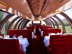 初次遇見Napa:浪漫復古品酒列車之旅
