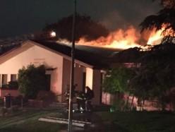 Millbrae社區中心被燒毀 兩名少年被捕